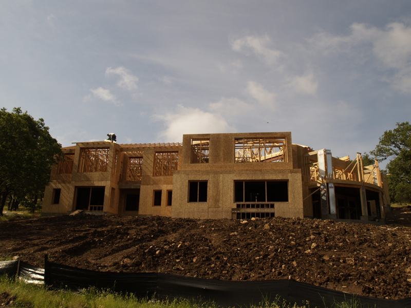 New home construction santa rosa contractors gordon for New house construction schedule