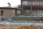 Front of House Construction
